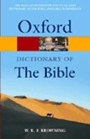 OUP References OXFORD DICTIONARY OF THE BIBLE Revised Edition (Oxford Paper... cena od 288 Kč