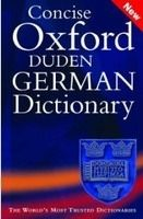 OUP References CONCISE OXFORD-DUDEN GERMAN DICTIONARY 3rd Edition - CLARK, ... cena od 618 Kč