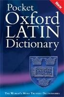 OUP References POCKET OXFORD LATIN DICTIONARY 3rd Edition Revised - MOORWOO... cena od 285 Kč