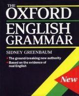 OUP ELT THE OXFORD ENGLISH GRAMMAR - GREENBAUM, S. cena od 1271 Kč