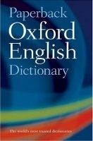 OUP References PAPERBACK OXFORD ENGLISH DICTIONARY 6th Edition - SOANES, C. cena od 194 Kč