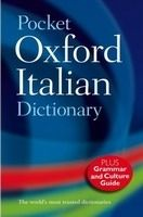 OUP References POCKET OXFORD ITALIAN DICTIONARY 3rd Revised Edition - BULHO... cena od 315 Kč