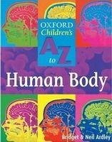 OUP ED OXFORD CHILDREN´S A-Z OF HUMAN BODY 2nd Revised Edition - AR... cena od 216 Kč