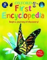 OUP ED OXFORD FIRST ENCYCLOPEDIA 2009 Edition - LANGLEY, A. cena od 241 Kč