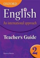 OUP ED OXFORD ENGLISH: AN INTERNATIONAL APPROACH 2 TEACHER´S GUIDE ... cena od 1 192 Kč