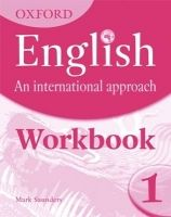 OUP ED OXFORD ENGLISH: AN INTERNATIONAL APPROACH 1 WORKBOOK - SAUND... cena od 220 Kč