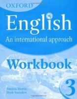 OUP ED OXFORD ENGLISH: AN INTERNATIONAL APPROACH 3 WORKBOOK - MERTI... cena od 238 Kč