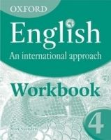 OUP ED OXFORD ENGLISH: AN INTERNATIONAL APPROACH 4 WORKBOOK - SAUND... cena od 220 Kč
