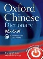 OUP References OXFORD CHINESE DICTIONARY - OXFORD Coll. cena od 1 098 Kč