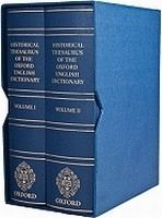 OUP References Historical Thesaurus of the Oxford English Dictionary: With ... cena od 6 633 Kč
