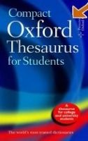 OUP References COMPACT OXFORD THESAURUS FOR STUDENTS - HAWKER, S., WAITE, M... cena od 338 Kč