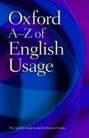 OUP References OXFORD A-Z OF ENGLISH USAGE - BUTTERFIELD, J. cena od 144 Kč
