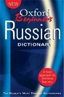 OUP References OXFORD BEGINNER´S RUSSIAN DICTIONARY 2nd Edition - THOMPSON,... cena od 266 Kč