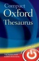 OUP References COMPACT OXFORD THESAURUS 3rd Edition Revised - OXFORD DICTIO... cena od 356 Kč