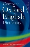OUP References COMPACT OXFORD ENGLISH DICTIONARY Third Edition Revised - OX... cena od 374 Kč
