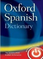 OUP References OXFORD SPANISH DICTIONARY 4th Edition - CRYSTAL, D. cena od 769 Kč