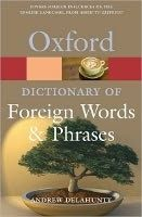 OUP References OXFORD DICTIONARY OF FOREIGN WORDS AND PHRASES Second Editio... cena od 238 Kč
