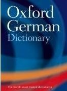 OUP References OXFORD GERMAN DICTIONARY 3rd Edition - OXFORD DICTIONAIRES cena od 846 Kč