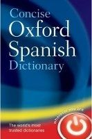 OUP References CONCISE OXFORD SPANISH DICTIONARY 4th Edition - OXFORD DICTI... cena od 482 Kč