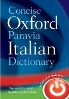 OUP References CONCISE OXFORD-PARAVIA ITALIAN DICTIONARY Second Edition - O... cena od 603 Kč