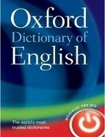 OUP References OXFORD DICTIONARY OF ENGLISH Third Edition - OXFORD DICTIONA... cena od 878 Kč