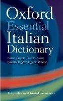 OUP References OXFORD ESSENTIAL ITALIAN DICTIONARY - OXFORD DICTIONARIES cena od 171 Kč