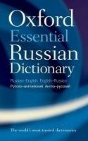 OUP References OXFORD ESSENTIAL RUSSIAN DICTIONARY - OXFORD DICTIONARIES cena od 171 Kč