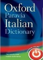 OUP References OXFORD-PARAVIA ITALIAN DICTIONARY 3rd Edition - OXFORD DICTI... cena od 1076 Kč