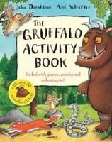 Pan Macmillan THE GRUFFALO ACTIVITY BOOK - DONALDSON, J. cena od 131 Kč