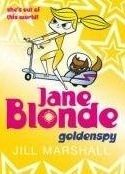 Macmillan Distribution JANE BLONDE 5 GOLDENSPY - MARSHALL, J. cena od 179 Kč