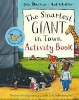 Pan Macmillan THE SMARTEST GIANT IN TOWN ACTIVITY BOOK - DONALDSON, J. cena od 120 Kč
