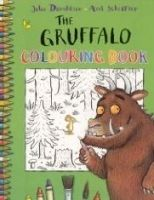 Pan Macmillan THE GRUFFALO COLOURING BOOK - DONALDSON, J. cena od 120 Kč