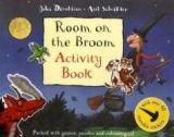 Pan Macmillan ROOM ON THE BROOM ACTIVITY BOOK - DONALDSON, J. cena od 106 Kč