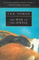 Harper Collins UK HISTORY OF MIDDLE-EARTH, V. 11: WAR OF JEWELS - J. R. R. Tol... cena od 347 Kč