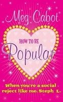Pan Macmillan HOW TO BE POULAR - CABOT, M. cena od 179 Kč