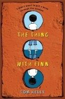 Pan Macmillan The Thing with Finn - Kelly, Tom cena od 179 Kč