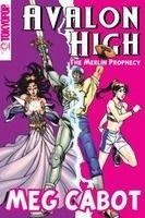 Macmillan Distribution AVALON HIGH: MERLIN PROPHECY GRAPHIC - CABOT, M. cena od 177 Kč