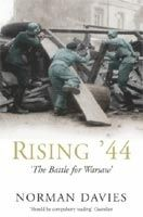 XXL obrazek Pan Macmillan RISING ´44: BATTLE FOR WARSAW - DAVIES, N.
