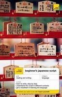 Hodder & Stoughton TEACH YOURSELF BEGINNER´S JAPANESE SCRIPT NEW EDITION - GILH... cena od 0 Kč