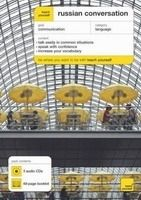 Hodder & Stoughton TEACH YOURSELF RUSSIAN CONVERSATION CD - FARMER, R. cena od 576 Kč