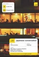 Hodder & Stoughton TEACH YOURSELF JAPANESE CONVERSATION - GILHOOLY, H. cena od 569 Kč