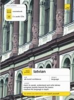 Hodder & Stoughton TEACH YOURSELF LATVIAN Book + CD Pack - SVILANE, T. cena od 986 Kč