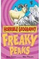 Scholastic Ltd. HORRIBLE GEOGRAPHY: FREAKY PEAKS - GANERI, A. cena od 148 Kč