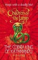 Scholastic Ltd. THE COBRA KING OF KATHMANDU - KERR, P. B. cena od 179 Kč