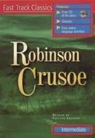 Heinle ELT ROBINSON CRUSOE + CD PACK (Fast Track Classics - Level INTER... cena od 0 Kč