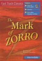 Heinle ELT THE MARK OF ZORRO + CD PACK (Fast Track Classics - Level INT... cena od 86 Kč