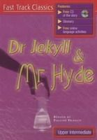 Heinle ELT DR JEKYLL AND MR HYDE + CD PACK (Fast Track Classics - Level... cena od 86 Kč