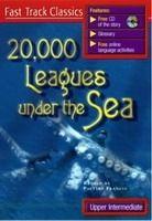 Heinle ELT 20,000 LEAGUES UNDER THE SEA + CD PACK (Fast Track Classics ... cena od 94 Kč