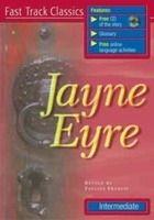 Heinle ELT JANE EYRE + CD PACK (Fast Track Classics - Level INTERMEDIAT... cena od 265 Kč