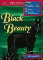 Heinle ELT BLACK BEAUTY + CD PACK (Fast Track Classics - Level INTERMED... cena od 0 Kč